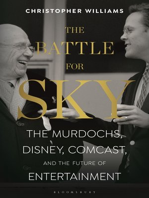 cover image of The Battle for Sky
