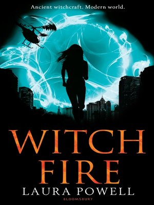 cover image of Witch Fire