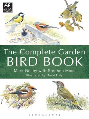 cover image of The Complete Garden Bird Book