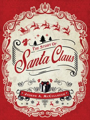 cover image of The Story of Santa Claus