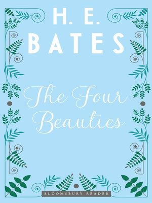 cover image of The Four Beauties