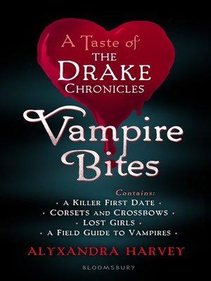 cover image of Vampire Bites