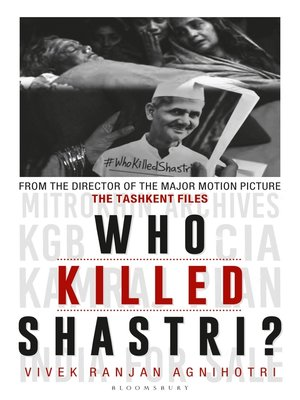 cover image of Who Killed Shastri?