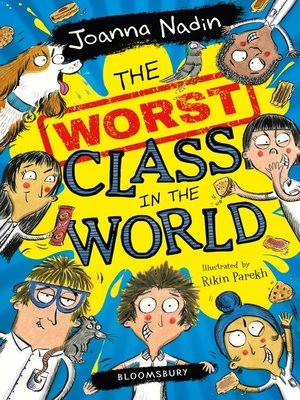 cover image of The Worst Class in the World