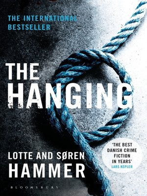 cover image of The Hanging