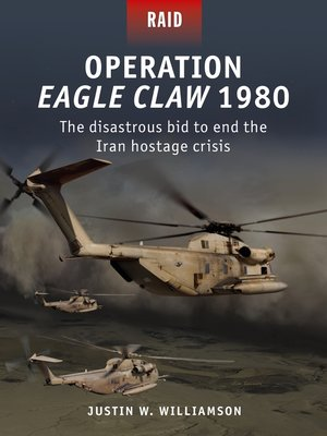 cover image of Operation Eagle Claw 1980