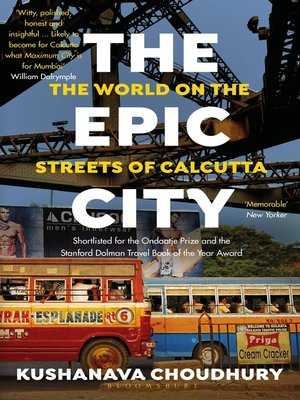 cover image of The Epic City