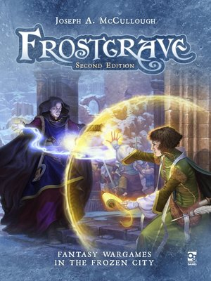 cover image of Frostgrave