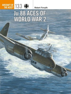 cover image of Ju 88 Aces of World War 2