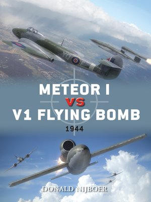 cover image of Meteor I vs V1 Flying Bomb