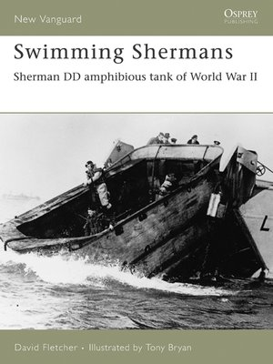 cover image of Swimming Shermans