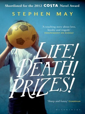 cover image of Life! Death! Prizes!