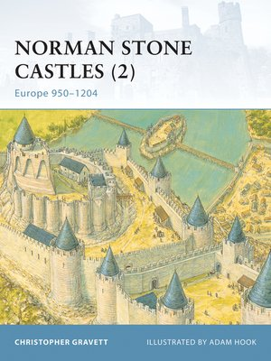 cover image of Norman Stone Castles (2)