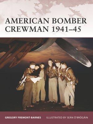 cover image of American Bomber Crewman 1941-45