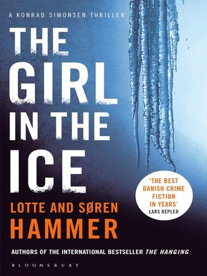 cover image of The Girl in the Ice