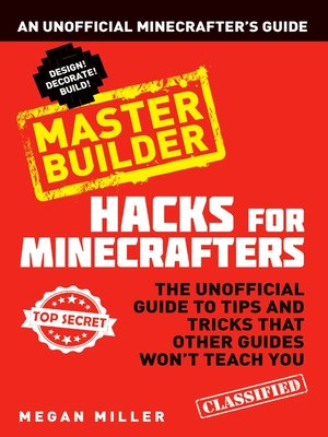 cover image of Master Builder: An Unofficial Minecrafters Guide