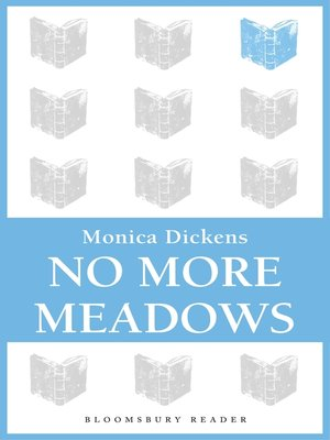 cover image of No More Meadows