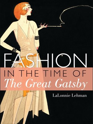 cover image of Fashion in the Time of the Great Gatsby