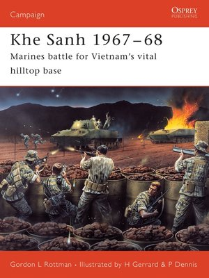 cover image of Khe Sanh 1967-68
