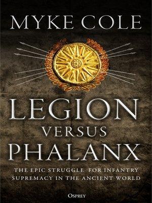 cover image of Legion versus Phalanx