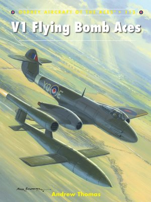 cover image of V1 Flying Bomb Aces