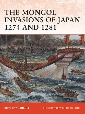 cover image of The Mongol Invasions of Japan 1274 and 1281