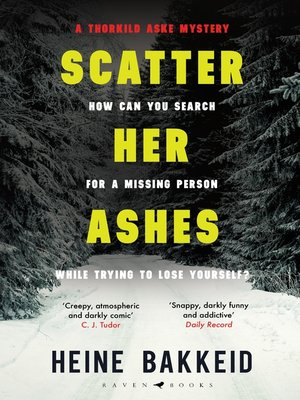 cover image of Scatter Her Ashes