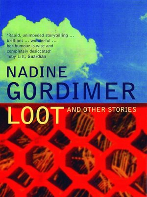cover image of Loot