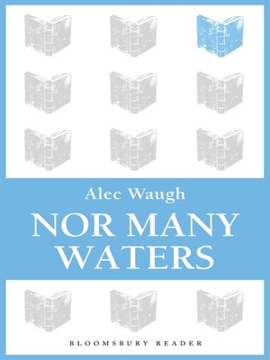 cover image of Nor Many Waters
