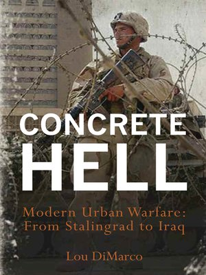 cover image of Concrete Hell