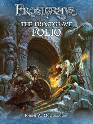 cover image of The Frostgrave Folio