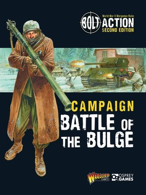 cover image of Campaign: Battle of the Bulge