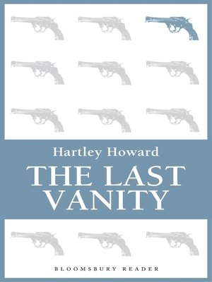 cover image of The Last Vanity