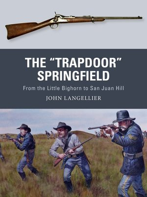 "cover image of The ""Trapdoor"" Springfield"