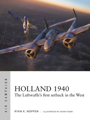 cover image of Holland 1940