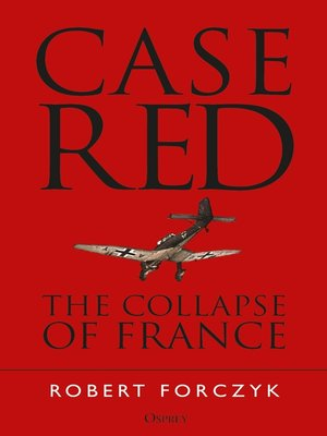 cover image of Case Red