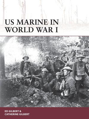 cover image of US Marine in World War I