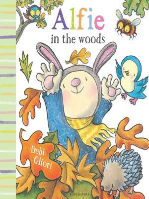 cover image of Alfie in the Woods