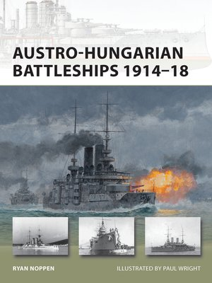 cover image of Austro-Hungarian Battleships 1914-18