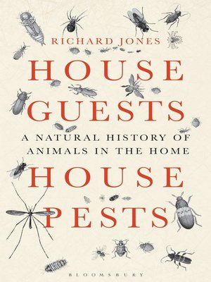 cover image of House Guests, House Pests
