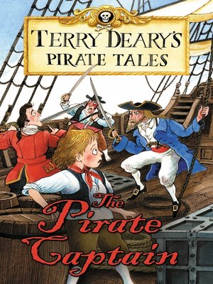 cover image of The Pirate Captain