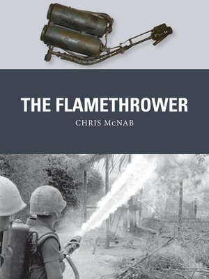 cover image of The Flamethrower