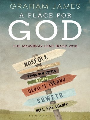 cover image of A Place for God