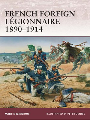 cover image of French Foreign Legionnaire 1890-1914