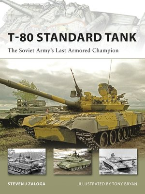 cover image of T-80 Standard Tank