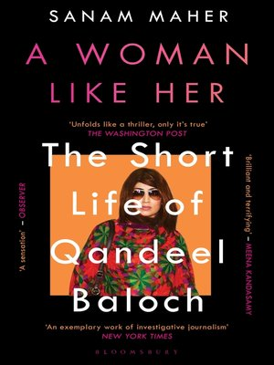 cover image of A Woman Like Her