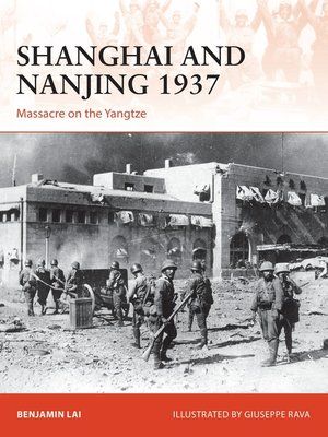 cover image of Shanghai and Nanjing 1937