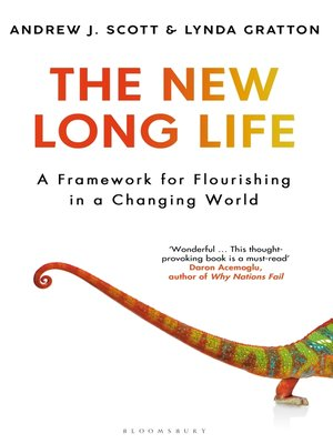cover image of The New Long Life