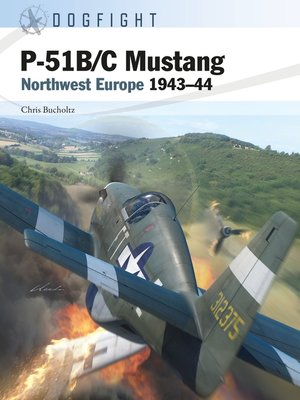 cover image of P-51B/C Mustang