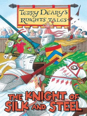 cover image of The Knight of Silk and Steel